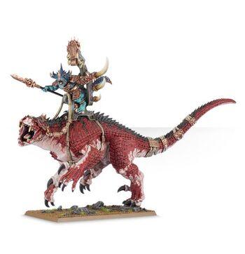Kroq-Gar Seraphon Miniature