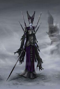 Deathbringer Concept Art