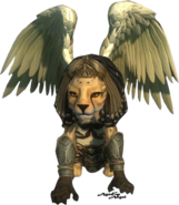 Tigran Sphinx (from screenshot) by AgnessAngel