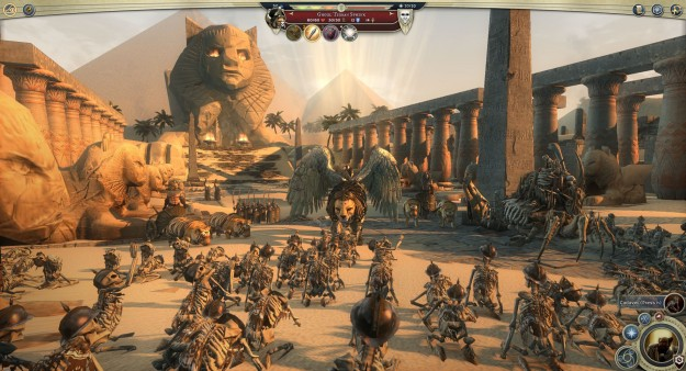 Sphinx-Cadaver Battlefield