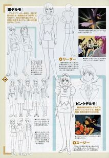 Character Material 2