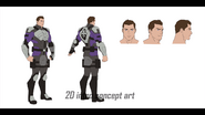 Agents of Mayhem Hollywood Concept 10