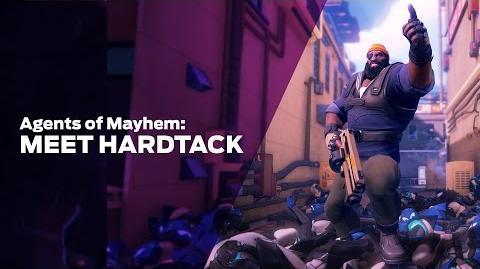 Agent stream - Meet Hardtack