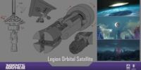 Legion Orbital Satellite