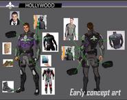 Agents of Mayhem Hollywood Concept 7