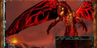 Bahamut the red