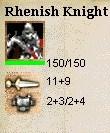 Rhenish stats