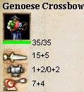 Genoese Xbow