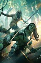 Heroes of The Savage Land