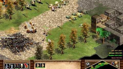 Age of Empires 2 - Genghis Khan, Misión 4