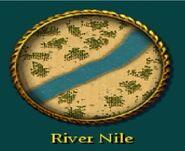 River Nile menu icon