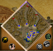 The Lost Relic map