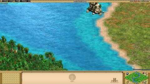 Age of Empires II- Rise Of The Rajas - -19 Yin Yang - Special Map