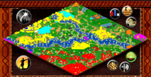 Sforza level 2 map 2