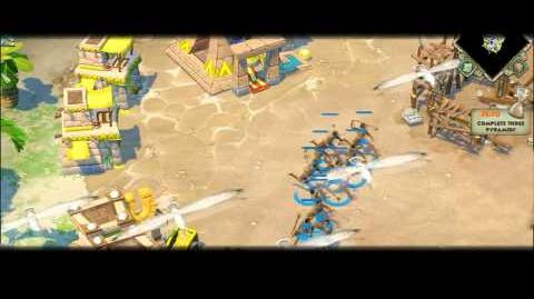 Age of Empires Online The Egyptians Official Trailer HD