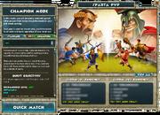 Sparta UI