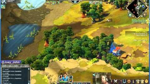 Age Of Empires Online Walkthrough - Pt.180 Greek - Defeat Ledrai (II)