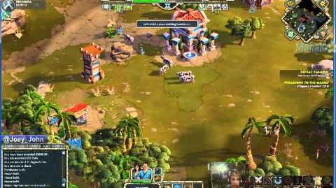 Age of Empires Online Walkthrough - Pt.149 Greek - Defeat Salamis (I)