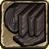 Ebony planks icon