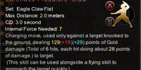 Merciless Predators' Claw