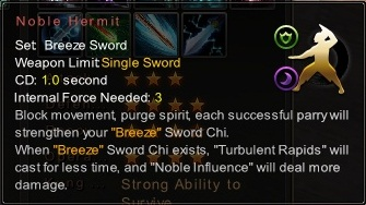 (Breeze Sword) Noble Hermit (Description)