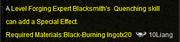 BlacksmithUpgrade