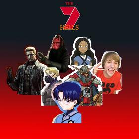 The seven Hells copy