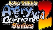 JOEY SLIKK'S AGK SERIES SEASON 2 LOGO