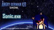 Sonic.exe (AGKFan640) Wallpaper