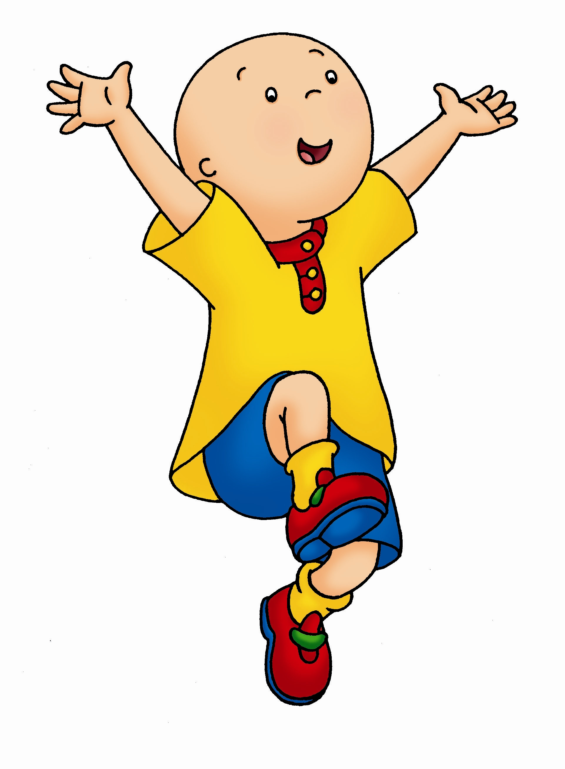 Caillou Angry German Kid Wiki Fandom Powered By Wikia