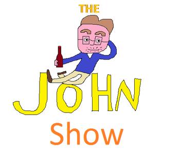 The John Show Title