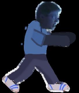 Leopold Slikk Sprite JumpKeyboardSmackHD
