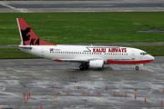 Kaiju Airways jet
