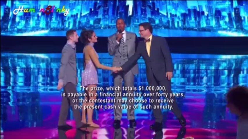 21st Semifinalist will be Revealed ~ AGT 2013 Results