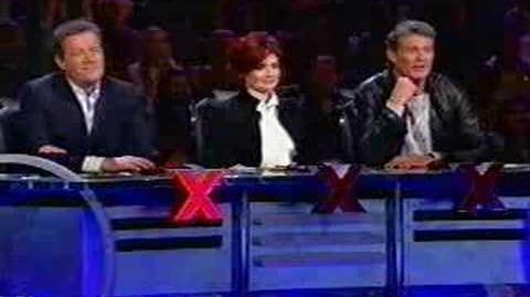 Maximilliana on America's Got Talent