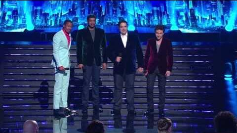 Forte - America's Got Talent 2013 Season 8 - Radio City Music Hall