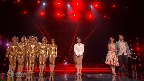 America's Got Talent 2016 Live Shows Round 2 Results Part 2 S11E15