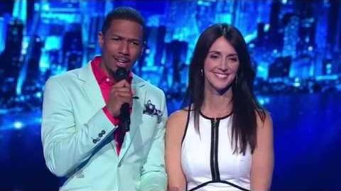 Angela Hoover - America's Got Talent 2013 Season 8 - Radio City Music Hall