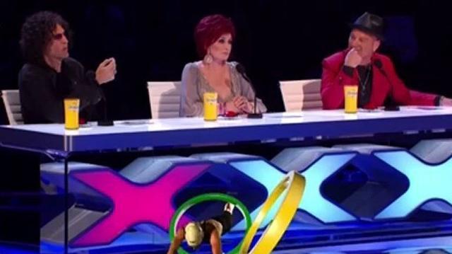 Aurora Light Painters, Top 48 Q2 ~ America's Got Talent 2012-0