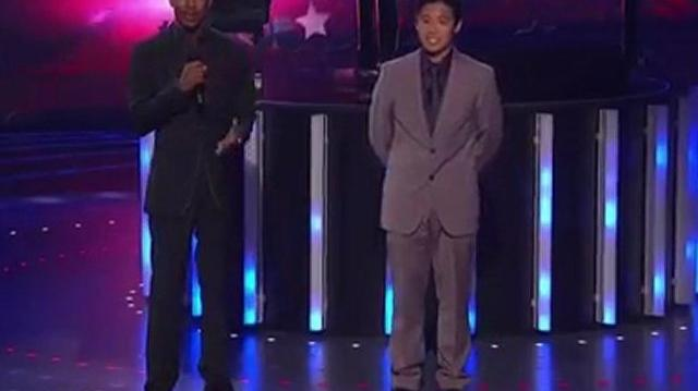 Maestro Alexander Bui ~ America's Got Talent YouTube acts Compete-0