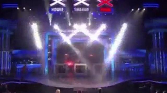 Steven Retchless, Semi-Finals ~ America's Got Talent 2011-0