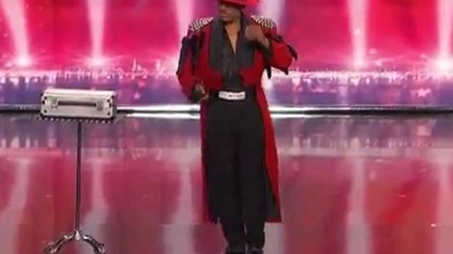 The Spellbinder, 50 ~ America's Got Talent 2010, auditions Chicago-0