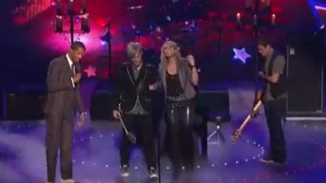 The Strange Familiar ~ America's Got Talent, Top 48 week-3-0