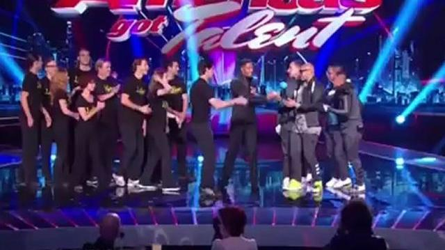 2nd Semifinal Results, p5 ~ America's Got Talent 2012-0