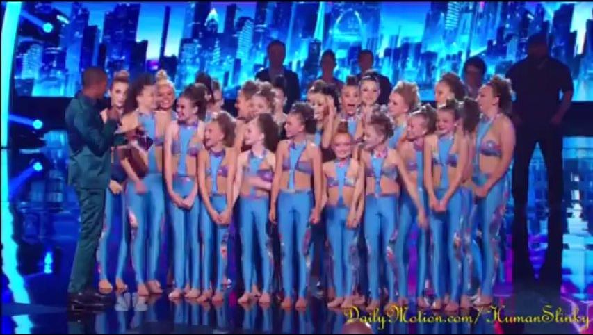 1 12 advance to The Finals ~ Agt 2013 Live