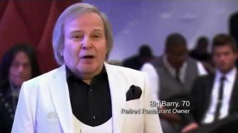 Big Barry - Vegas Round - America's Got Talent 2012