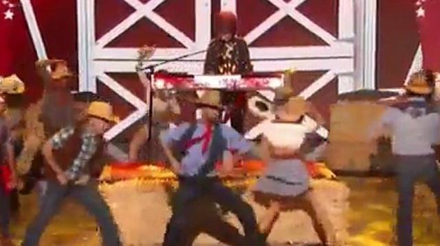 Mary Ellen ~ America's Got Talent 2010, Top 48 Compete Week-4