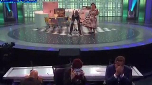 Captain & Maybelle, Top 48 (Q3) ~ America's Got Talent 2011 LIVE-0