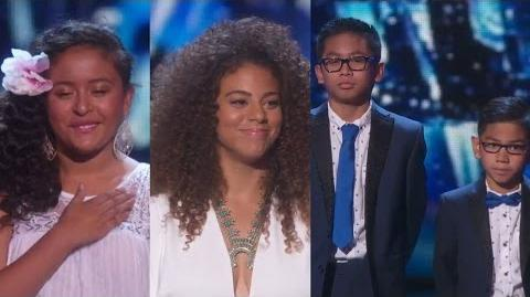 America's Got Talent 2015 S10E16 Live Shows Round 1 Results 3