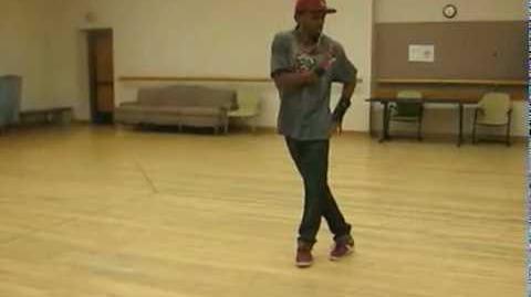 America's Got Talent Booker Forte' aka Footworkforte YouTube Audition